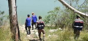 Aydın'da kayıp kişi için arama çalışması başlatıldı