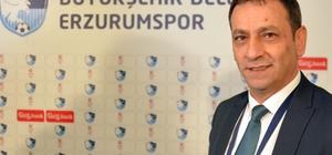 """B. B. Erzurumspor Basın Sözcüsü Barlak'tan taraftara çağrı: """"Cumartesi 15.30'da tribünde buluşalım"""""""