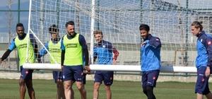 """B.B.Erzurumspor'da  Elazığspor maçı hazırlıkları """"Teknik Direktör Altıparmak, """"Galibiyet serisine devam edeceğiz"""""""