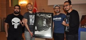 Uşak Üniversitesi'nde sinema konulu münazaralarının finali yapıldı