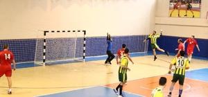 Adıyaman Belediyespor - MYK Hentbol: 22-21