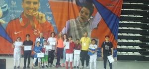 Eskrim kupasında Adıyamanlı sporcu bronz madalya kazandı