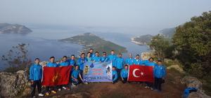 İstanbul itfaiyesinin su altı ekibi kampa girdi