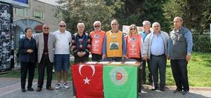 Yalova Ziraat Odası'ndan rüzgar santrallerine karşı imza kampanyası