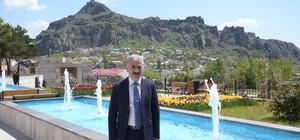 Şebinkarahisar Belediye Başkanı Şahin Yılancı, turizm hedeflerini anlattı