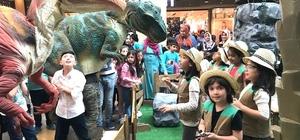 Şanlıurfalı çocuklar dinozorların dünyasına yolculuğa çıkıyor