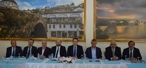 22. Uluslararası Türk Dünyası Hizmet Ödülleri Niksar'da verilecek