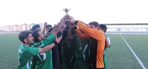 Kars KYK Bölge şampiyonu oldu