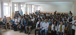 Silopi MYO'da gençlere seminer verildi