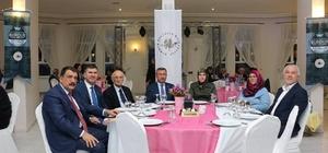 Başkan Saraçoğlu, Burdur'da düzenlenen Tarihi kentler Birliği Toplantısı'na katıldı