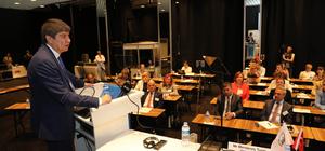 DSÖ Avrupa Şehirler Ağı Toplantısı