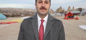 Nevşehir Kültür ve Turizm İl Müdürü Ekici istifa etti