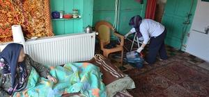 Sandıklı Belediyesinin 'Evde Bakım Hizmeti' yüzleri güldürüyor