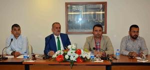 """MATSO Başkanı Boztaş: """"Sicil affı istiyoruz"""""""