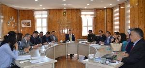 """Safranbolu'da """"Bağımlılıkla Mücadele"""" toplantısı"""