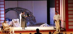 """""""Madam Butterfly"""" operası Edirne'de sahnelendi"""