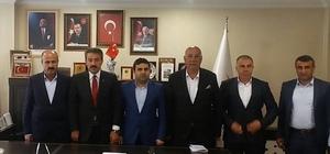 Tatar aşiret lideri, Ak Parti'den aday adaylığı başvurusu yaptı