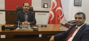 Gaziantep MHP İl Başkanlığı'na Muzaffer Çelik seçildi