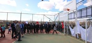 Beyşehir'e 8 çok amaçlı spor sahası daha