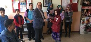 Şaphane'de Kur'an-ı Kerim'i güzel okuma yarışması