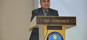 Kaymakam Halim: Köylerde 169 projeyi başarıyla gerçekleştirdik Simav Kaymakamı Türker Çağatay Halim, 2017 yılında Simav'ın köylerine hizmet amaçlı hazırlanan 169 projenin başarıyla tamamlandığını belirtti
