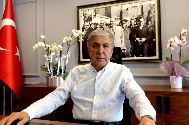 """DTO Başkanı Çetin: """"Üçağız Bölgemizde İskele montajlarını başlattık"""""""
