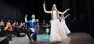 Ankara Türk dünyası müzik topluluğu konser verdi