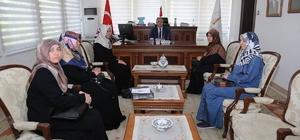 Anadolu Hanımeli Aile Derneği'nden Mehmetçik Vakfı'na bağış