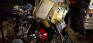Tamir için bıraktı, arabası parçalandı Mersin'de tamirciye bırakılan lüks otomobil parçalanarak satıldı Arabayı parçalayarak sattığı iddiasıyla gözaltına alınan tamirci, çıkarıldığı mahkemece adli kontrol şartıyla serbest bırakıldı