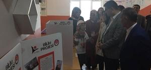 Susuz'da TÜBİTAK Bilim Fuarı'nın açılışı yapıldı