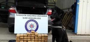 Yabancı uyruklu şahıslar uyuşturucuyla yakalandı Düzce polisi yaptığı baskında 30 kiloya yakın uyuşturucu ele geçirdi
