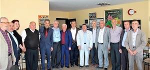 İl Müdürü Yoldaş'tan Muhtarlar Derneği'ne ziyaret