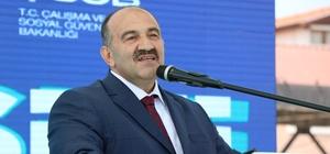 """İŞKUR Genel Müdürü Uzunkaya: """"Karşımızda 25 bin istihdam hedefiyle bir Sakarya var"""""""