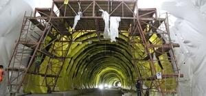 Mevlana Tüneli'nde sona yaklaşıldı