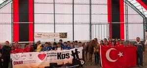 Diyarbakır Gençlik Hizmetlerinin büyük başarısı