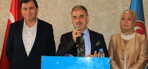 Çankırı Belediye Başkanı Dinç görevinden istifa etti