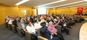 İş dünyası SATSO Meclisi'nde Sakarya'yı konuştu