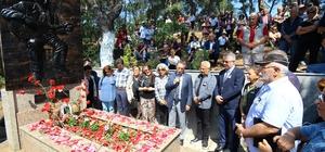 Ali Ekber Çiçek mezarı başında anıldı