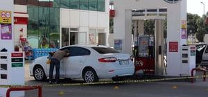Akaryakıt istasyonunda silahlı saldırı: 1 ölü