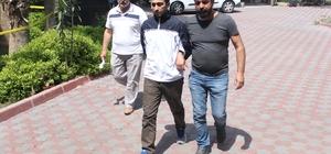Antalya'da FETÖ operasyonunda 1 tutuklama