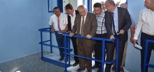 İçme suyu ve kanalizasyon hattının açılışı yapıldı TESKİ altyapı hizmetlerine devam ediyor
