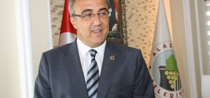 MHP'li başkan istifasını verdi