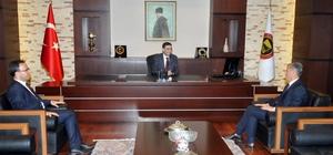Gaziantep Sanayi Odası'na Hayırlı Olsun Ziyaretleri Sürüyor