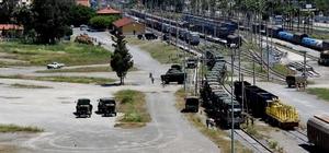 Hatay'da Afrin konvoyu hareketliliği