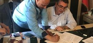 MHP İlçe Başkanı Milletvekili aday adaylığını açıkladı Cengizhan Sancar Milletvekili  aday adayı oldu