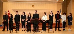 AKOB Ulusal Oda Müziği Yarışması sona erdi