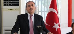 Tarsus Devlet Hastanesi binası inşaatı için yer teslimi yapıldı