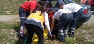 Adana'da otomobiller kafa kafaya çarpıştı: 1 yaralı