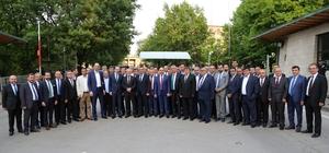 Kayseri iş dünyası Ankara'ya çıkarma yaptı