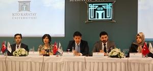 KTO Karatay, ulusal sempozyumuna ev sahipliği yaptı